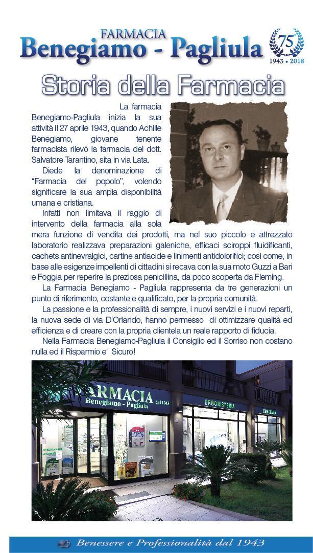 farmacia Benegiamo Pagliula