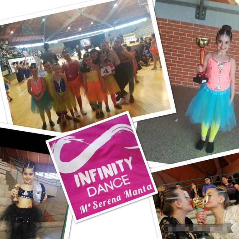 Infinity Dance vince il Concorso  del barocco Leccese