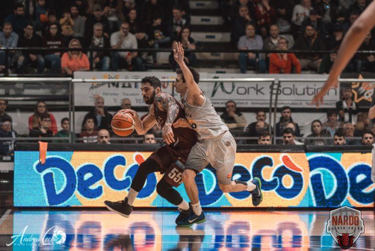Basket Nardò. ZAMPOLLI IN GRANATA 2.0: UFFICIALE LA RICONFERMA