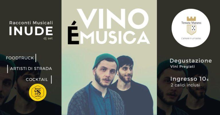 Buon vino e buona musica. Il 21 dicembre tutti alla Tenuta Marano